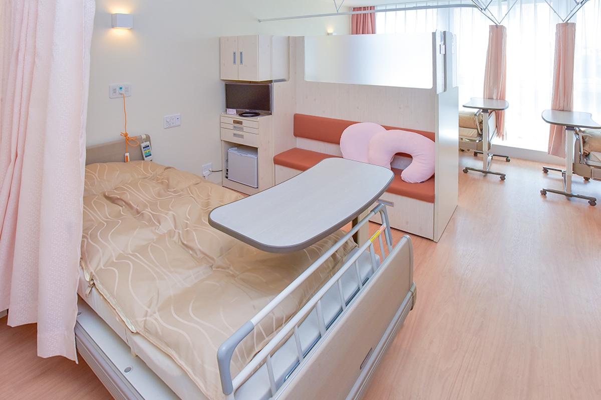 病室(大部屋)